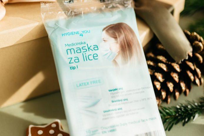 Naše Hygiene 4 You maske dio su Journal.hr Xmas boxa image