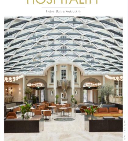 Tubeless in The World of Hospitality Magazine image